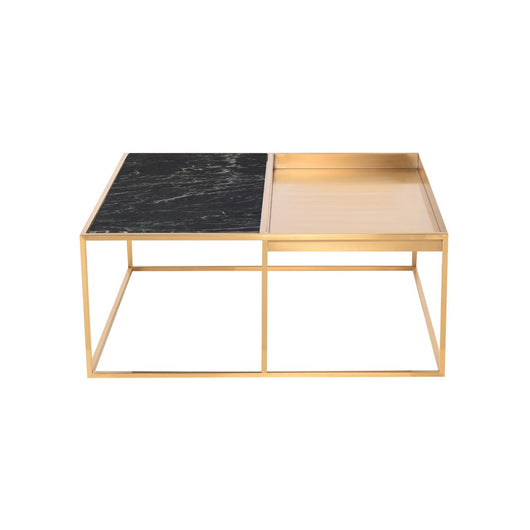 Nuevo Corbett Coffee Table - Gold