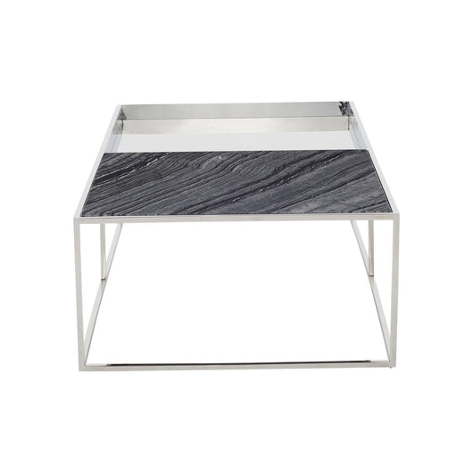 Nuevo Corbett Coffee Table - Rectangular - Steel
