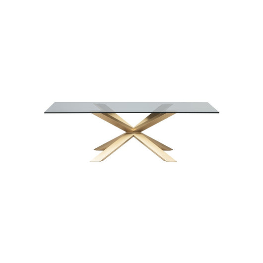 Nuevo Couture Dining Table - Gold