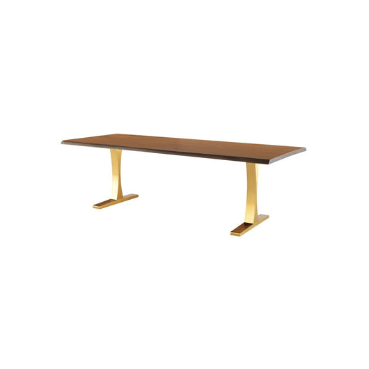 Nuevo Toulouse Dining Table - Gold