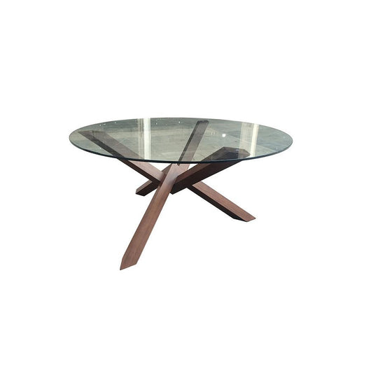 Nuevo Costa Dining Table - Wood Base