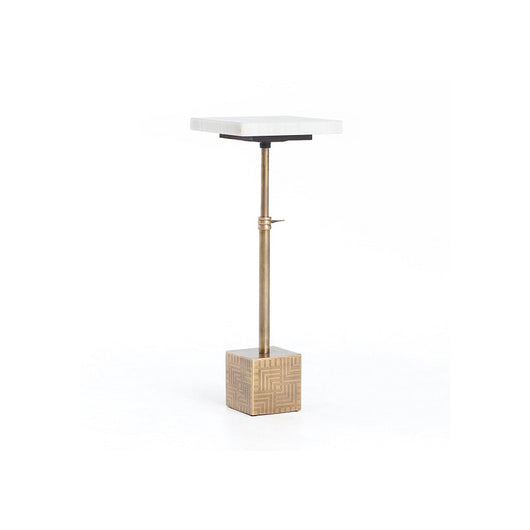 Asher sirius adjustable end tables