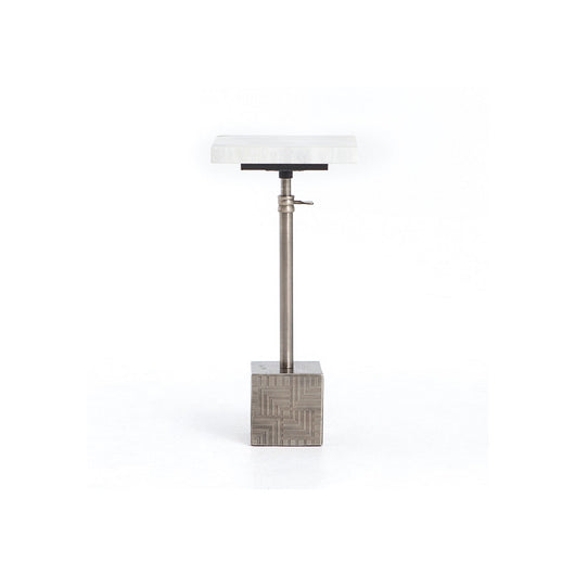 Asher Sirius Adjustable End Table
