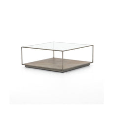 Element Abel Sunburst Coffee  Table