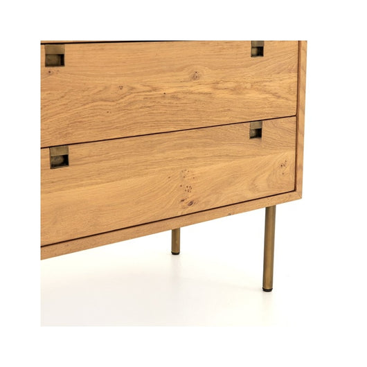 Fallon Carlisle 6 Drawer Dresser