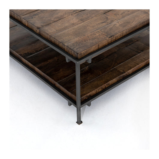 Harmon  Simien Square Coffee  Table