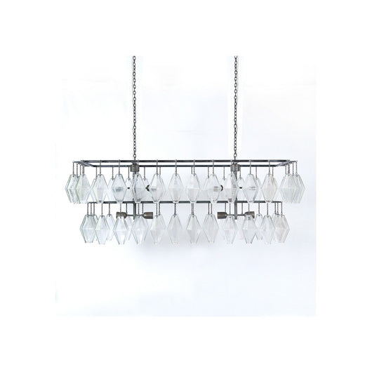Hutton Adeline Rectangular Chandelier