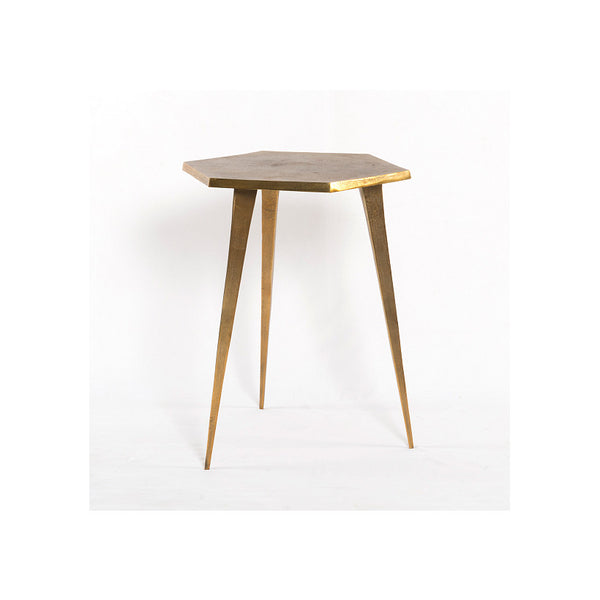 Marlow Hex End Table