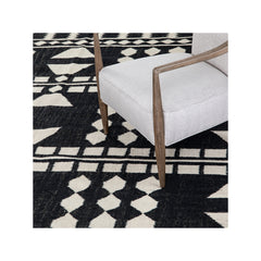 Nomad Argus Block Patterned Rug