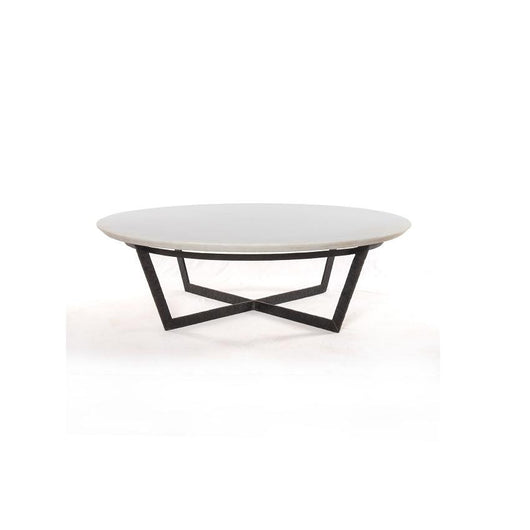 Theory Felix Round Coffee Table
