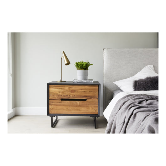 Moe's Vienna Nightstand - set of 2