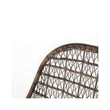 Grass Roots  Bandera Woven Dining Chair - Low Arm