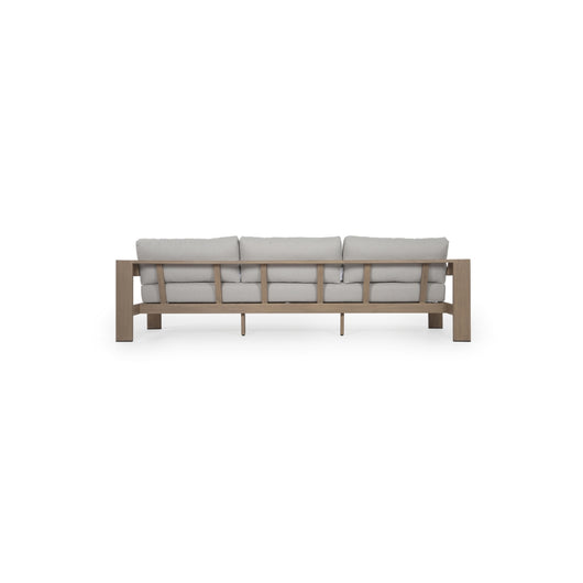 "Solano Monterrey Outdoor Sofa 106"" - Washed Brown"