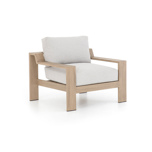 Solano Monterrey Outdoor Lounge Chair - Washed Br