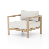 Solano Sonoma Outdoor Chair - Washed Brown