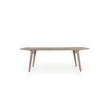 Solano Hansen Outdoor Tapered Dining Table