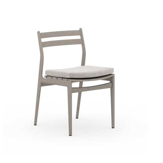Solano Atherton Outdoor Chair - Weathered Grey