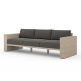 Solano Leroy Outdoor Sofa - Washed Brown