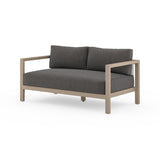 "Solano Sonoma  Outdoor Sofa 60"" -  Washed Brown"
