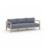 "Solano Sonoma  Outdoor Sofa 88"" - Washed Brown"