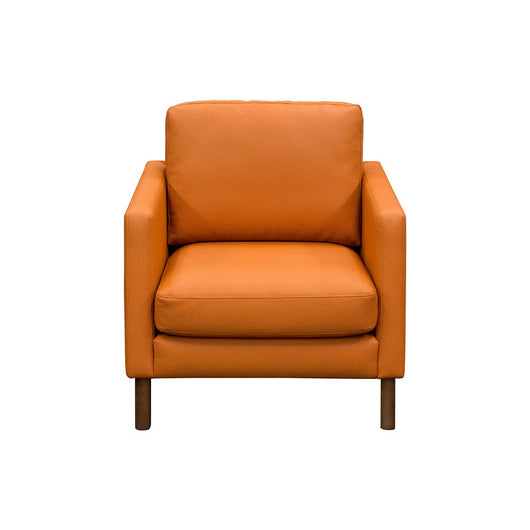 Keppel Leatherette Accent Chair
