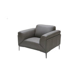 J&M Furniture King Chair
