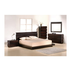 J&M Furniture Knotch Bed