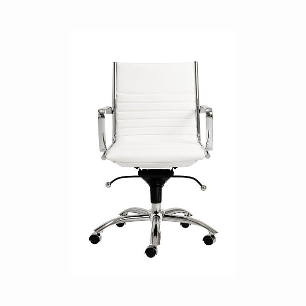 Euro Style Dirk Office Chair - Low Back