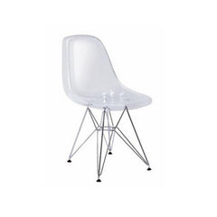 Mod Made Paris Tower Acrylic Side Chair - set of 2