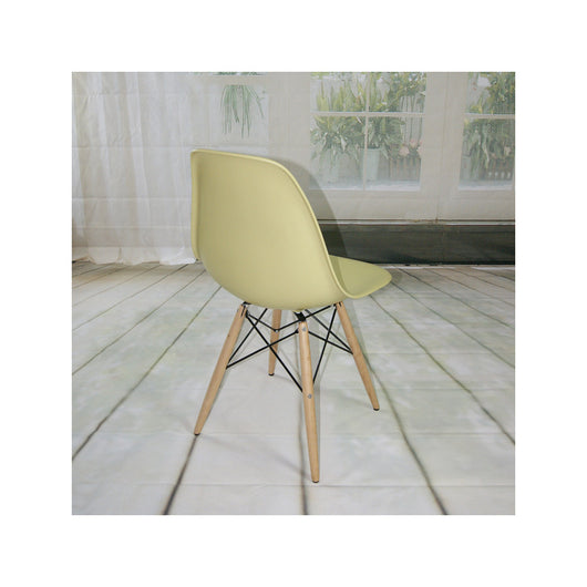 Mod Made Paris Tower Wood Dining Chair - set of 2