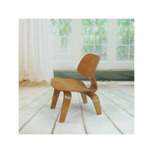 Mod Made Plywood Lounge Chair