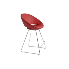 Mobili Modern Luna Counter Stool - Wire