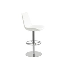 Mobili Modern Electra Stool - Piston Base