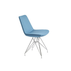 Mobili Modern Electra Dining Chair - Tower