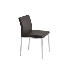 Mobili Modern Alya Dining Chair  - Chrome