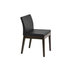 Mobili Modern Alya Dining Chair  - Wood