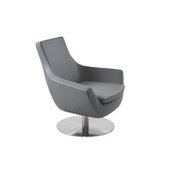Mobili Modern Joy Arm Lounge Chair - Swivel