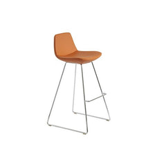 Mobili Modern Lyra Bar Stool - Wire