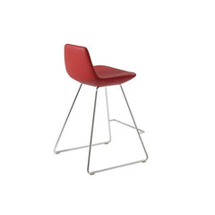 Mobili Modern Lyra Counter Stool - Wire