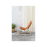 Mater Rocker Lounge Chair