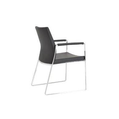 Sohoconcept Pasha Slide Dining Chair - With Arms
