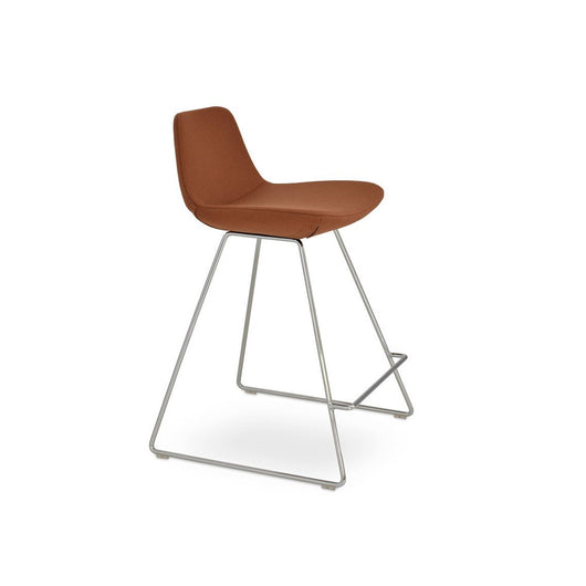 Sohoconcept Pera Wire Counter Stool