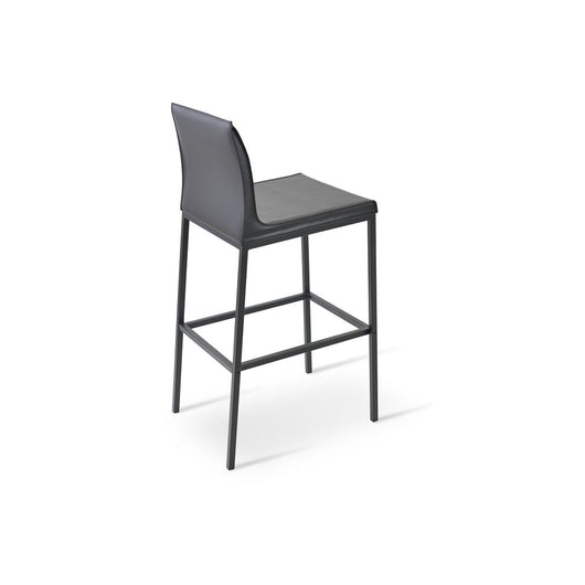 Sohoconcept Polo Chrome Bar Stool