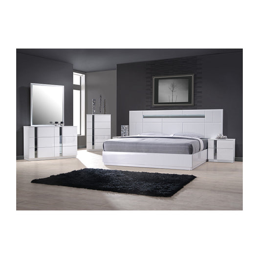 J&M Furniture Palermo Bed