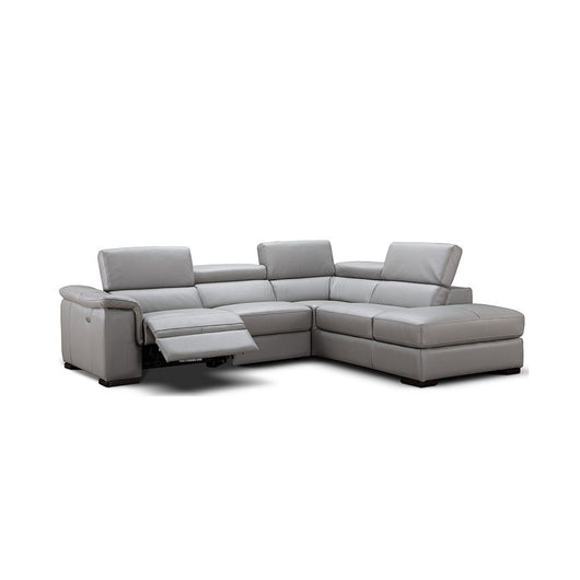 J&M Furniture Perla Premium Leather Sectional