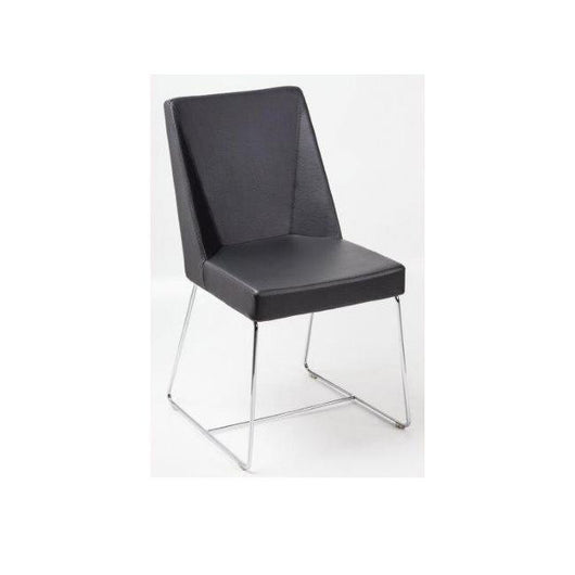 Sohoconcept Prisma Sled Wire  Dining Chair