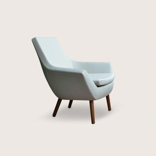 Sohoconcept Rebecca Wood Lounge Chair