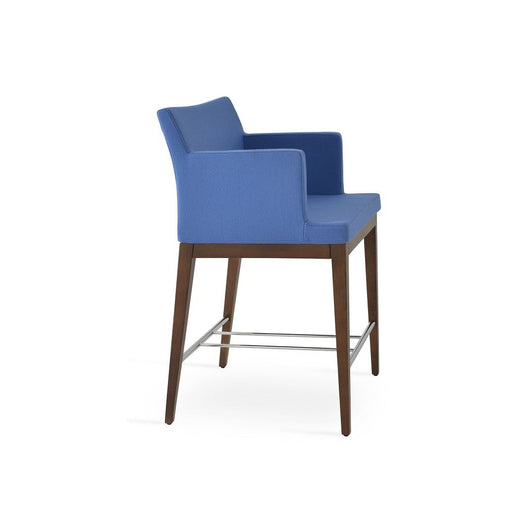 Sohoconcept Soho Bar Stool - Wood Base