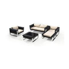 Wilmont 5-Piece Outdoor Conversation Set