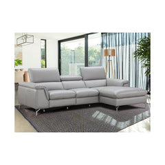 J&M Furniture Serena Premium Leather Sectional